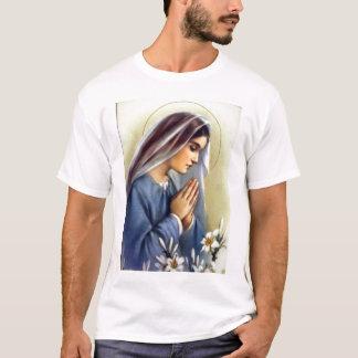 Camiseta Mãe abençoada - vintage