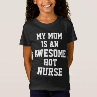 Camiseta Mãe da enfermeira