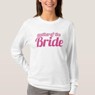 Camiseta Mãe da noiva
