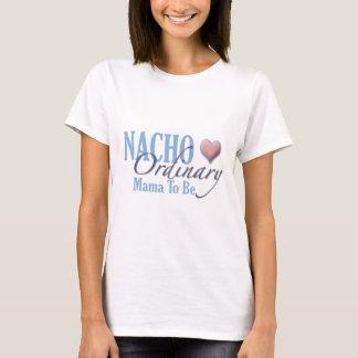 Camiseta Mãe ordinária do Nacho a ser