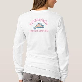 Camiseta MÃES de Edgartown - projeto do time do colégio