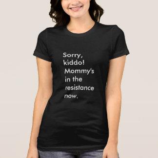 Camiseta Mães na resistência
