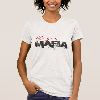 Camiseta Máfia do gengibre