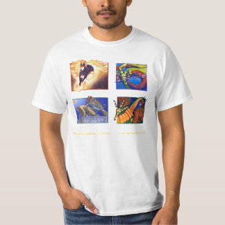 Camiseta Mágica: O t-shirt de recolhimento