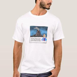 Camiseta Magma com o t-shirt dos desenhos animados de Laude