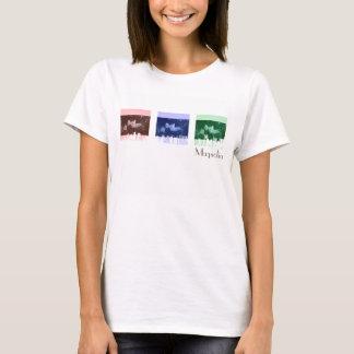 Camiseta Magnólia