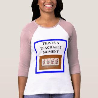 Camiseta mahjong