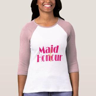 Camiseta Maid-of-honour.