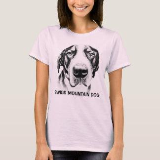 Camiseta Maior cão suíço da montanha