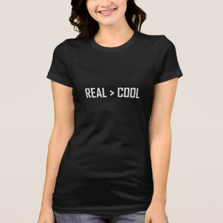 Camiseta Maior do que legal real