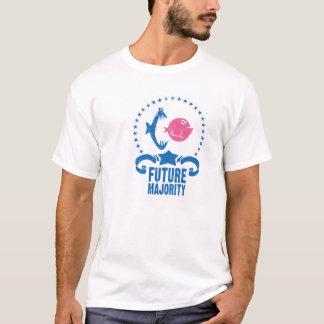 Camiseta Maioria futura