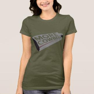 Camiseta Mais Cowbell