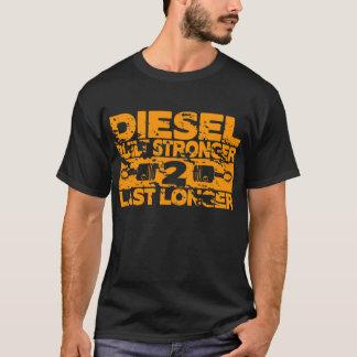 Camiseta Mais forte construído
