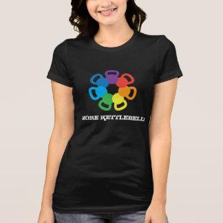 Camiseta Mais Kettlebell - inspiração
