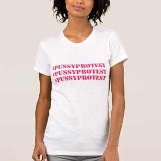 Camiseta Mais #PussyProtest - t-shirt