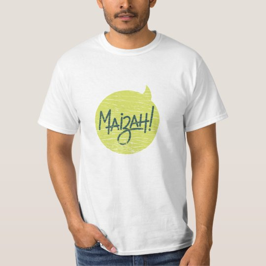 Camiseta Maizah!