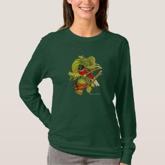 Camiseta Malabar Trogon (fasciatus de Harpactes)