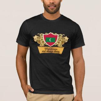 Camiseta Maldivan elegante