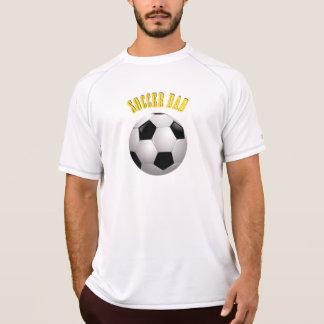 Camiseta Malha seca do dobro do campeão do pai do futebol