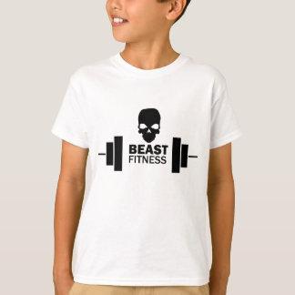Camiseta Malhação do animal