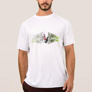Camiseta Malhação do exercício da elevação 2