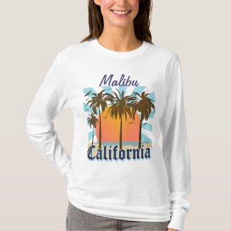 Camiseta Malibu Califórnia