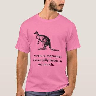 Camiseta Malote do feijão de geléia