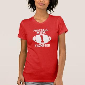 Camiseta Mamã 1 do futebol