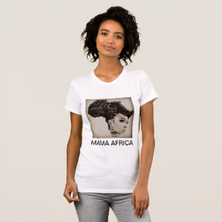 Camiseta Mama África