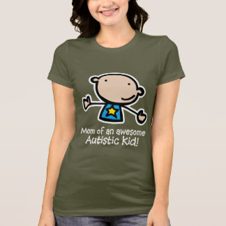 Camiseta Mamã autística