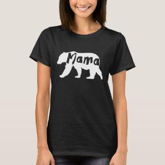 Camiseta Mama bonito bonito Carregamento para o dia das