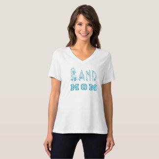 Camiseta mamã da banda