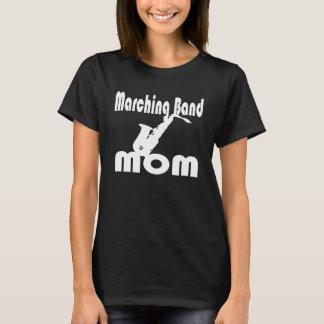 Camiseta Mamã da banda do saxofone