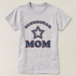 Camiseta Mamã da estrela mundial