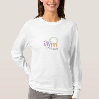 Camiseta Mama da ioga da equipe