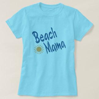 Camiseta Mama da praia