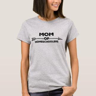 Camiseta Mamã de Homeschoolers