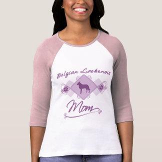 Camiseta Mamã de Laekenois do belga