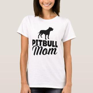 Camiseta Mamã de Pitbull