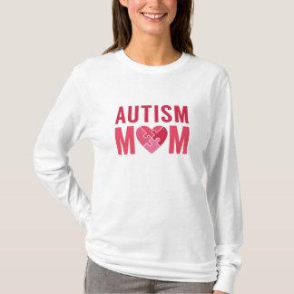 Camiseta Mamã do autismo