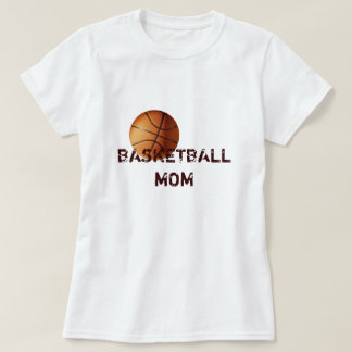CAMISETA MAMÃ DO BASQUETEBOL