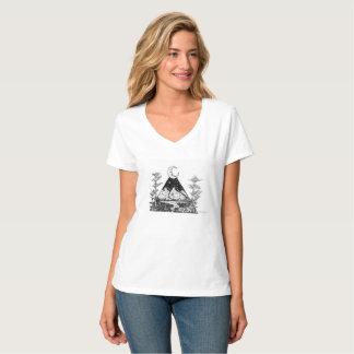 Camiseta Mamã do campista feliz