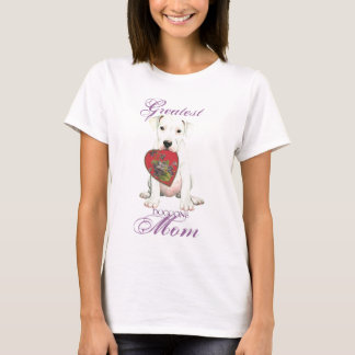 Camiseta Mamã do coração de Dogo