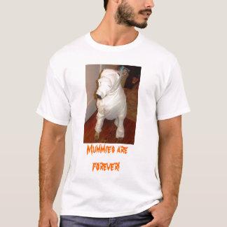 Camiseta Mamã do Dia das Bruxas do Doberman