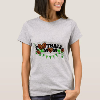 Camiseta Mamã do futebol