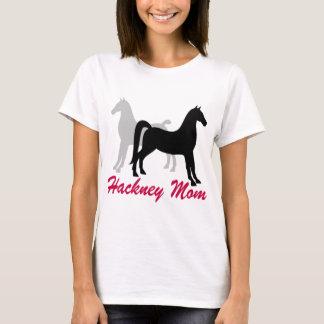 Camiseta Mamã do pônei de Hackney