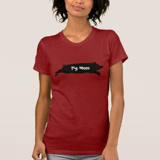 Camiseta Mamã do porco