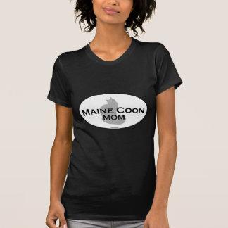 Camiseta Mamã do racum de Maine