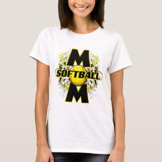 Camiseta Mamã do softball (cruz) copy.png