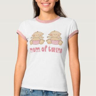 Camiseta Mamã doce do T da campainha dos gêmeos